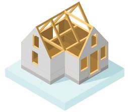 Builder start tile