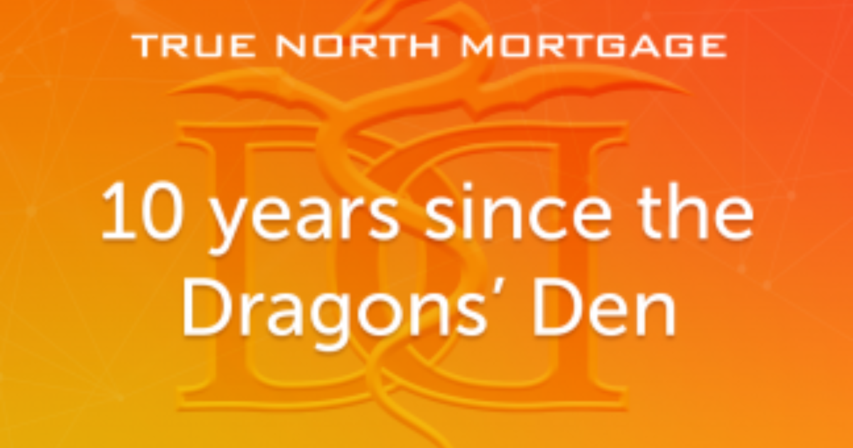 10 years since the Dragons' Den