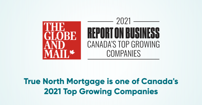 We are one of Canada's 2021 Top Growing Companies